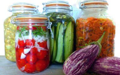 Atelier Légumes lacto fermentés